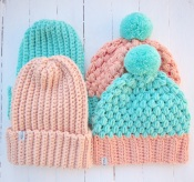 Chunky Ice Cream Beanies